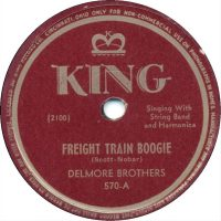 13-DELMORE-BOTHERS-Freight-Train-Boogie