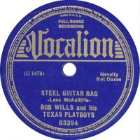 19-BOB-WILL-AND-THE-TEXAS-PLAYBOYS-Steel-Guitar-Rag