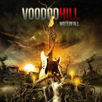 VOODOO HILL Waterfall Pochette Album Metal