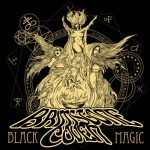 BRIMSTONE COVEN Black Magic Pochette Album Occult