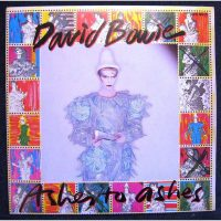 DAVID BOWIE Ashes To Ashes Pochette Album