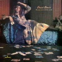 DAVID BOWIE Man Sold World Pochette Album