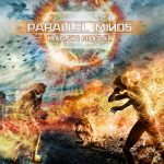 PARALLEL MINDS Headlong Disaster Pochette Album Metal