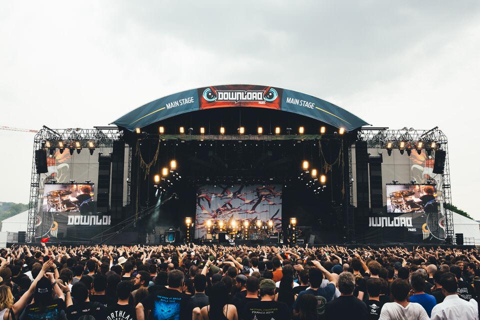 DEFTONES Festival Download 2016