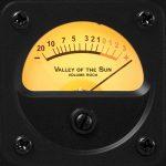 VALLEY SUN Volume Rock Pochette Album