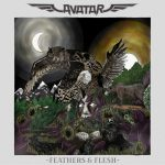 AVATAR Feathers Flesh Album Cover Prog