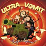 ULTRA VOMIT Panzer Surprise album cover