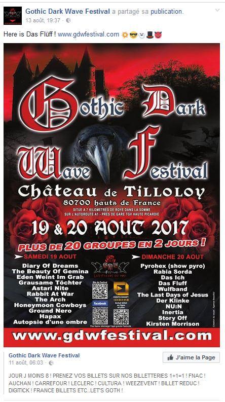 GDW Festival Blague