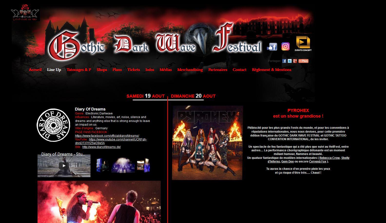 Pyrohex arnaque GDW Festival