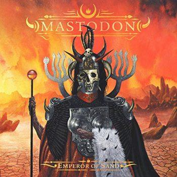 MASTODON Emperor Sand Cover