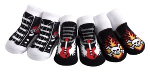 Chaussettes rock'n'roll
