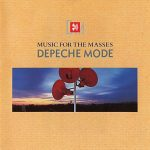 DEPECHE MODE Music Masses Cover