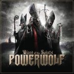 POWERWOLF Blood Saints Pochette