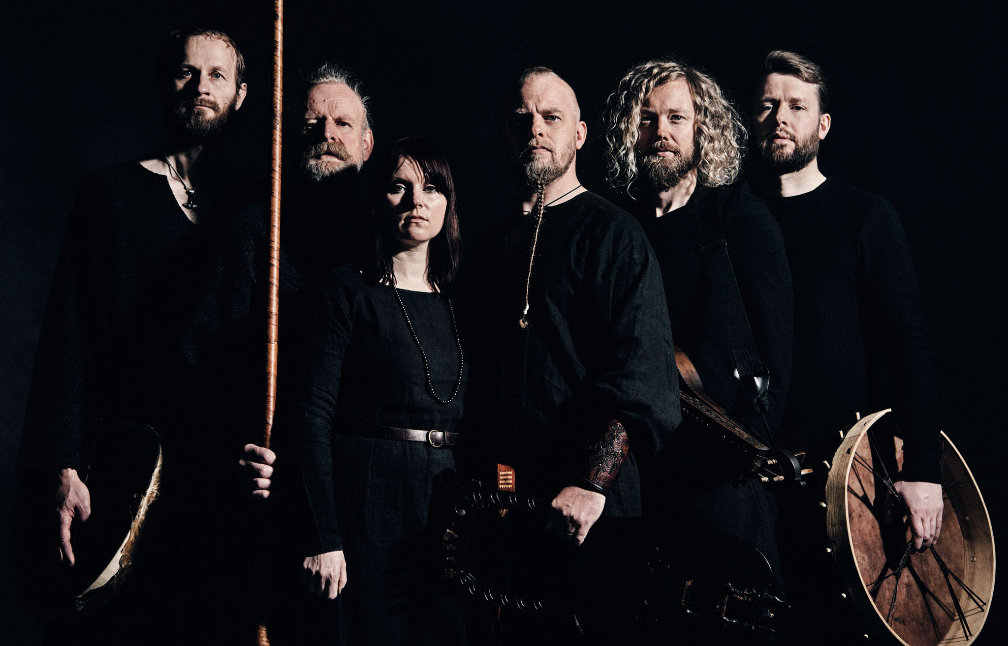 WARDRUNA full band