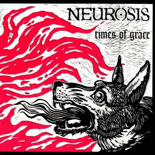 NEUROSIS Times Of Grace Cover